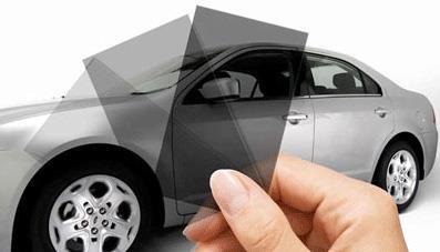 пленки для тонировки автомобиля