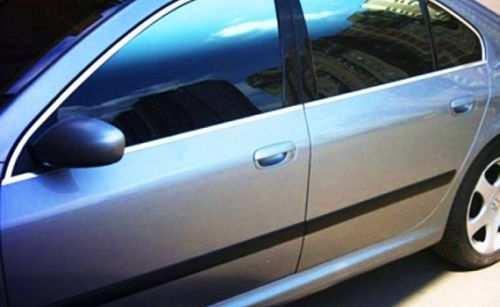 тонированные стекла в автомобиле