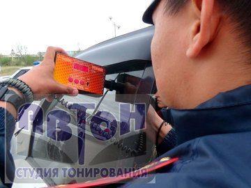Почему в России запретили тонировку стекол авто