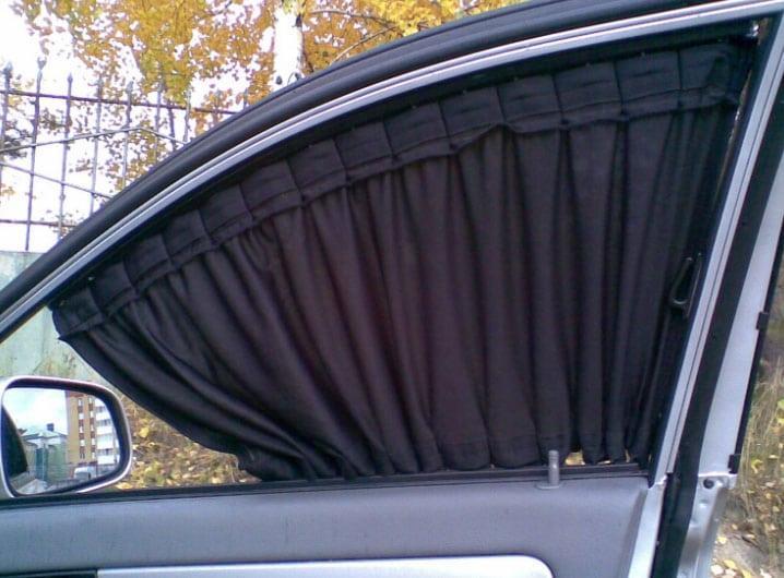 шторки на окна автомобиля