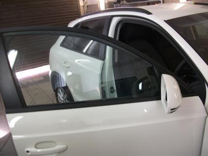 Бронирование автомобилных стекол
