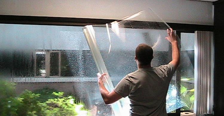 Тонировка окон в квартире и доме