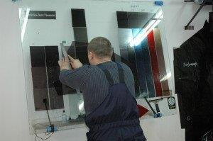 Фото тонировки стекол авто в салоне, avtosan.ru