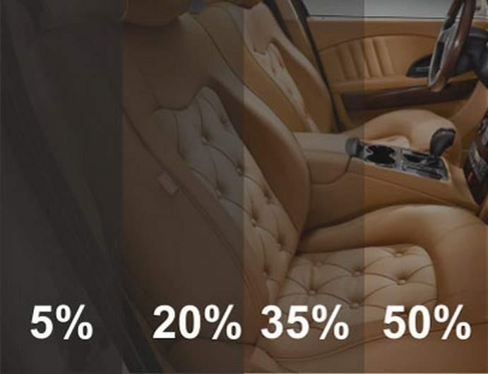 Тонировка 50%