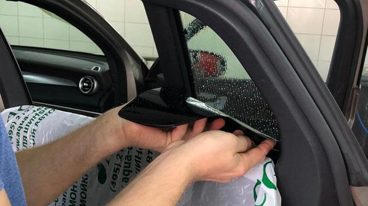 Тонирование и бронирование автомобилей