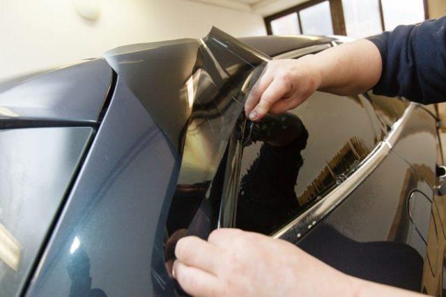 Цветная тонировочная пленка для авто: цвета пленки для стекол авто