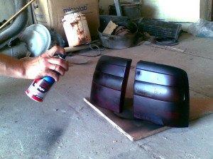 Фото жидкой тонировки для фар, autospeak.info