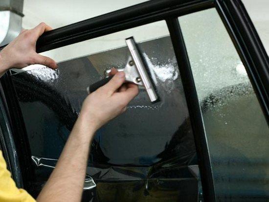 тонирование боковых стекол