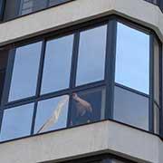 Ссылка на тонировку окон балкона