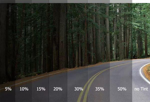 тонировка 15%