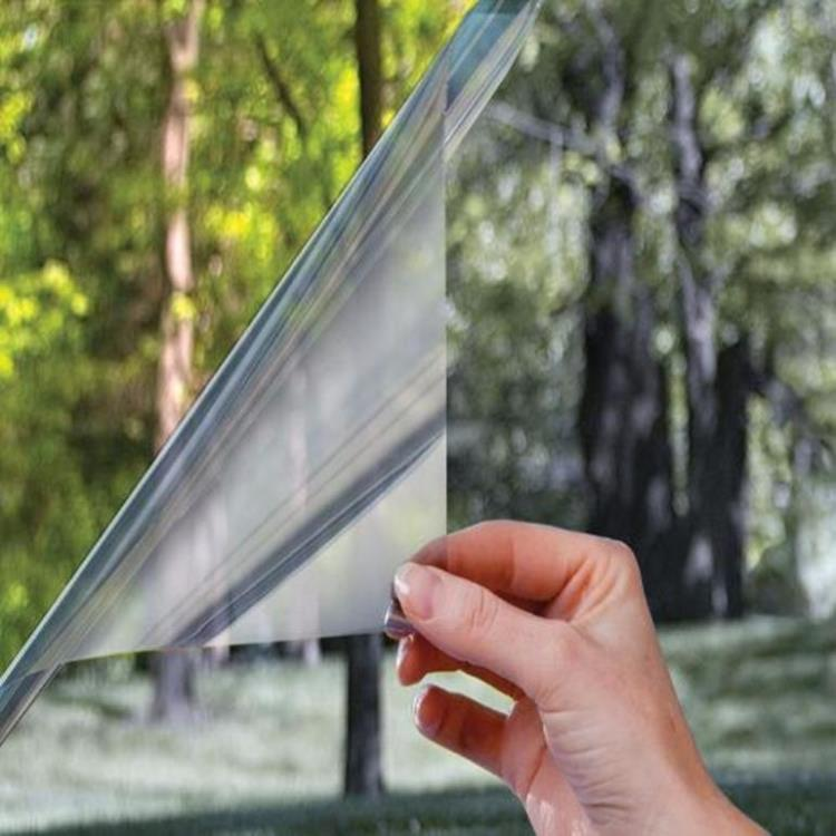 Как снять тонировку с окна