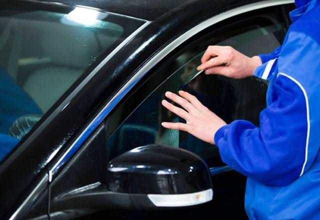 Тонирование стекол авто в сервисном центре