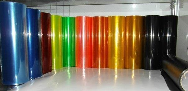 Разрешенная степень тонировки стекол